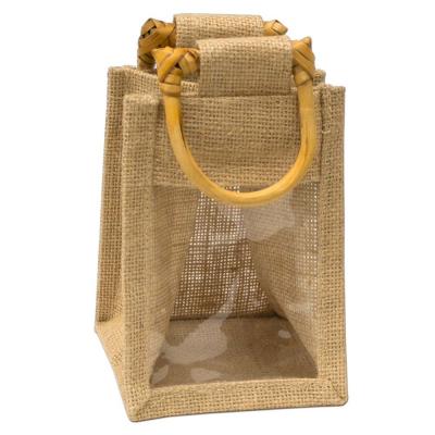 1 Window Jute Bag