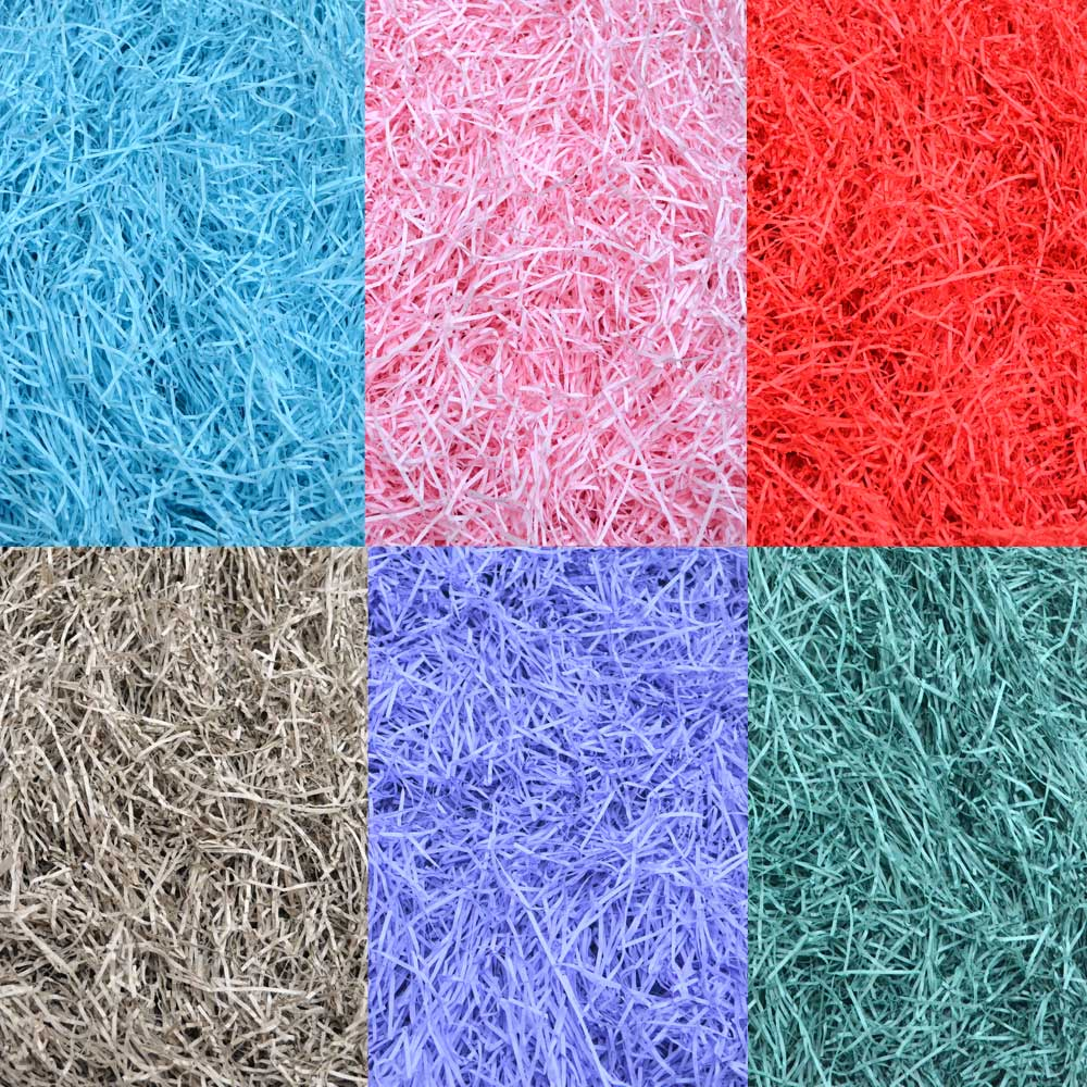 shredded paper uk