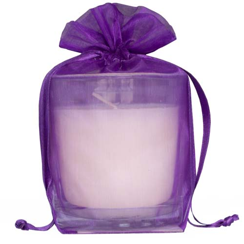 4.5 x 6 Gusseted Organza Gift Bag