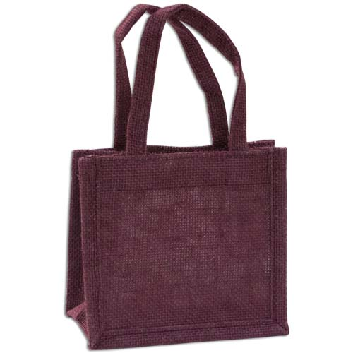 Jute Mini Bag Small