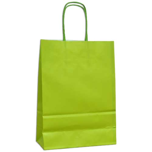 Paper Bags With Twist Handles